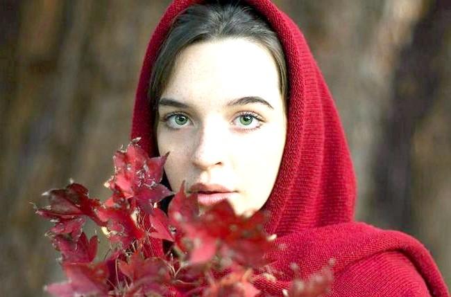 Як правильно знімати портрет ?: [i] Автор фотографії: студентка Fotoshkola.net Оксана Бесента Різванова, курс «Портрет. Основи »[/ i]