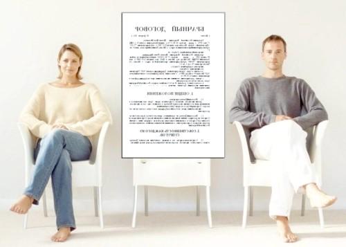 Як правильно скласти шлюбний договір між подружжям
