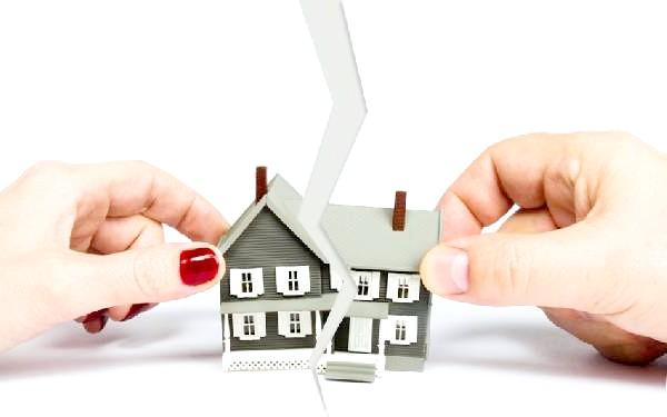 Як проводиться розділ нерухомості при розлученні?