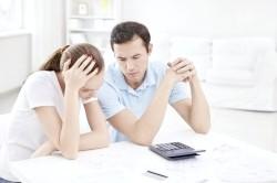 Борги по кредиту при розлученні