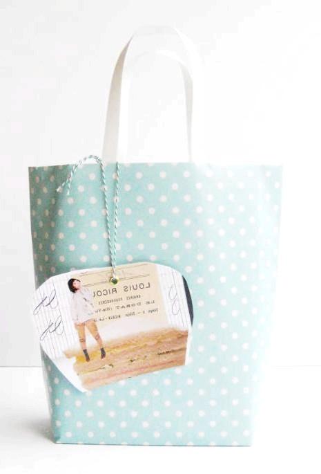 Як зробити оригінальні подарункові пакети своїми руками: [i] Ідея №3. Новорічний пакет своїми руками [/ i] В останньому пункті мова піде про сумці для подарунків своїми руками.