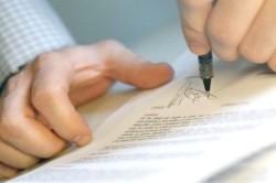 Завірена форма документа