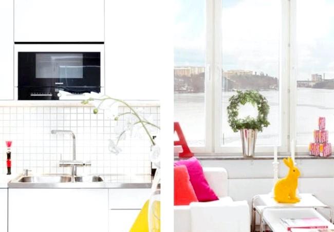 Як створити скандинавський інтер'єр в новобудові: Відразу визначитеся з колірною гамою квартіриА ще постарайтеся не виходити за її межі! Ви, звичайно ж,