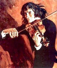 Нікколо Паганіні - великий скрипаль