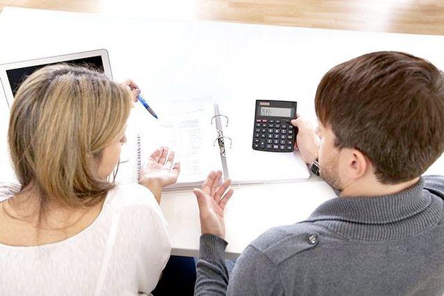 Нарахування аліментів на підставі договору між подружжям