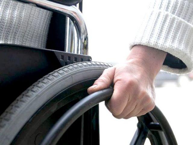 Платник аліментів інвалід