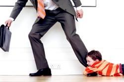 Обов'язок батьків - підприємців підтримувати своїх дітей