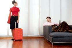 Розрив сімейних відносин