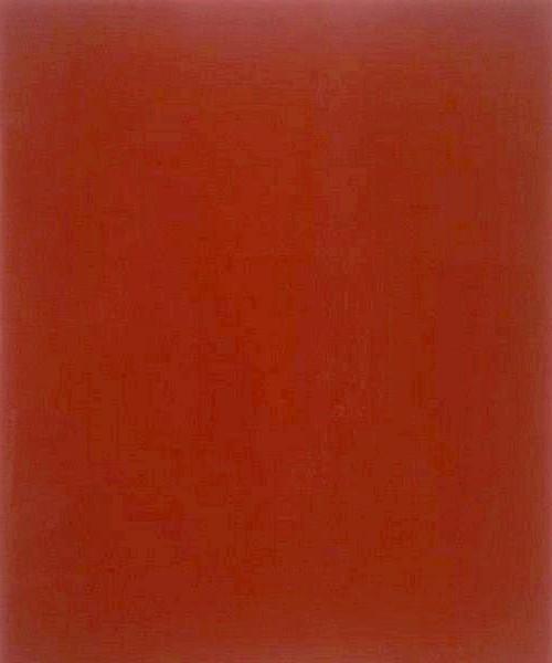 Картини за мільйони: «Криваво-червоне дзеркало» Герхардт Ріхтер - $ 1 000 000