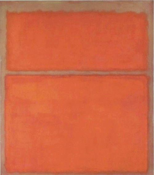 Картини за мільйони: «Без назви» Марк Ротко - $ 28 млн
