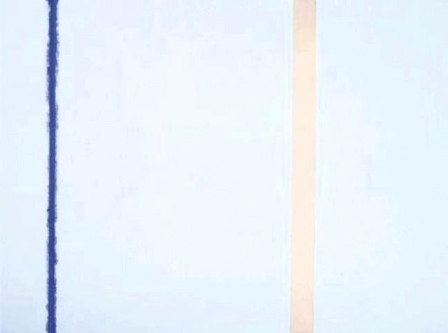 Картини за мільйони: «Білий вогонь I» Барнетт Ньюман - $ 3800000