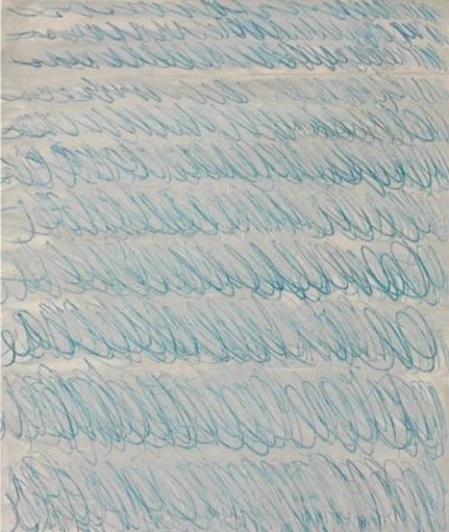 Картини за мільйони: «Без назви» Сай Твомблі - $ 2 300 000