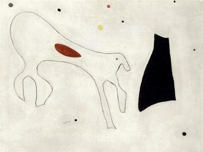 Картини за мільйони: «Собака» Жоан Міро - $ 2 200 000