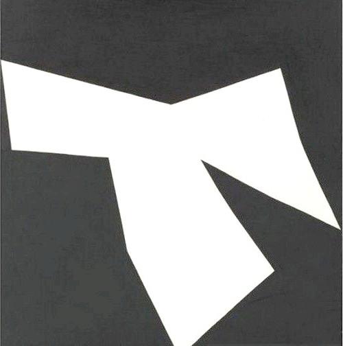 Картини за мільйони: «Ковбой» Елсворт Келлі - $ 1 700 000