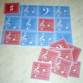 нотні картки