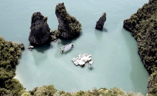 Кінотеатр у відкритому морі: Головна перевага кінотеатру