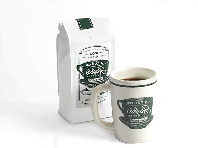 Кава від Ральфа Лорена: Тут готується спеціальний кави La Colombe, який зроблений з органічних какао-бобів, вирощених в Африці, а також Центральній і Південній Америці.