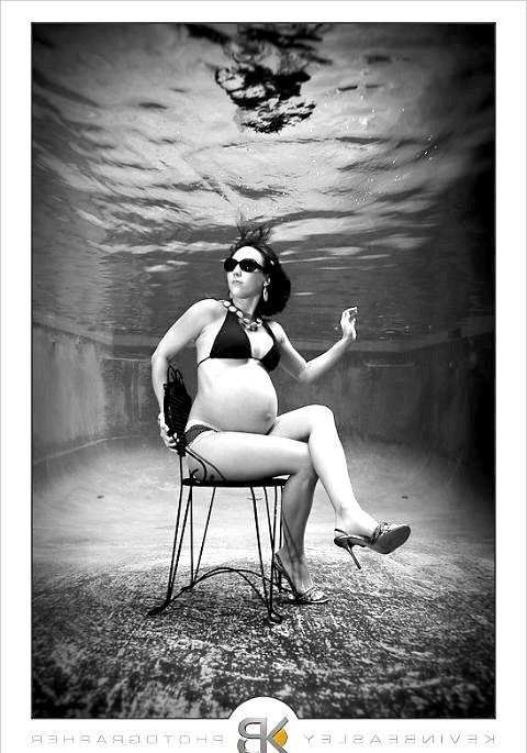 Красиві фотографії вагітних фотографа Кевіна Біслі: