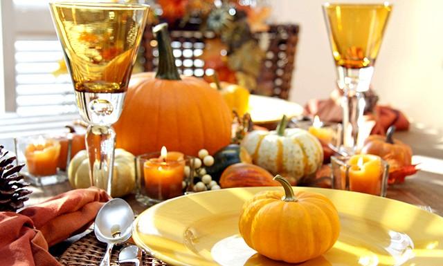 Барви осені - прикрасимо будинок своїми руками