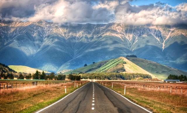Краса Новій Зеландії: Ця країна визнана ще й самим мирним місцем на Землі. Невипадково Нова Зеландія останнім часом все частіше стає знімальної