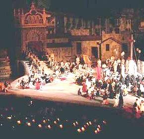 Кросворд на тему опера
