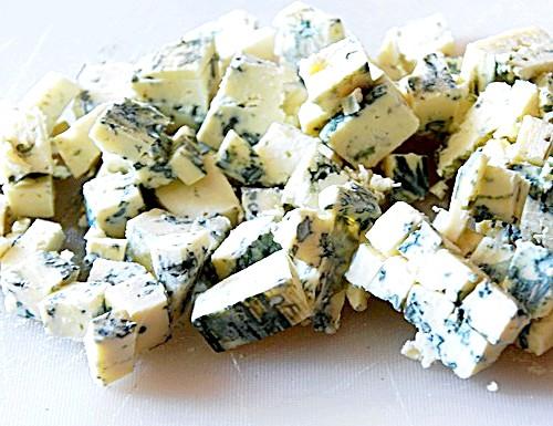 Курка з гарбузом: сир дор блю нарізати кубиками (не маленька !!!)