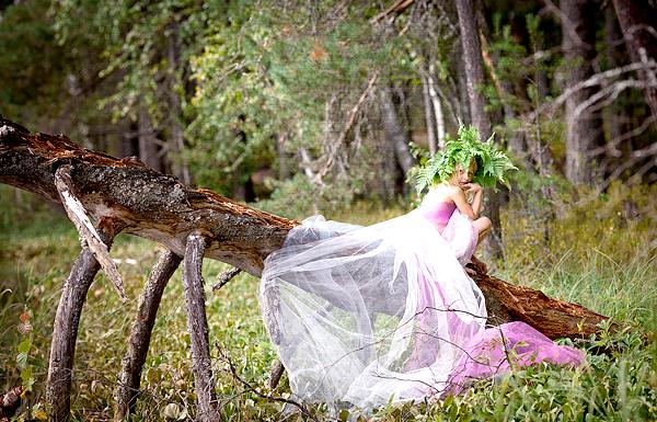 Літо середньої смуги: А на Срібній зустрілася така лісова німфаДаст Бог, на наступний рік складеться поїздка - обов'язково