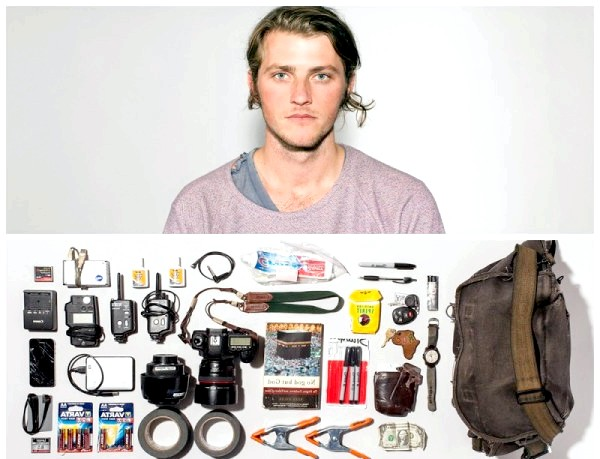 Люди і їх сумки: