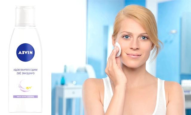 Мицеллярная вода - очищення нового покоління від NIVEA: мицеллярная вода від NIVEA володіє комплексною дією: • підходить для очищення шкіри обличчя, шиї і області