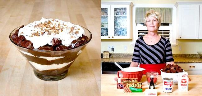 Світові бабусі: Юта, США. Бабуся: Мелані Хілл, 50 років. Блюдо: шоколадний пиріг.