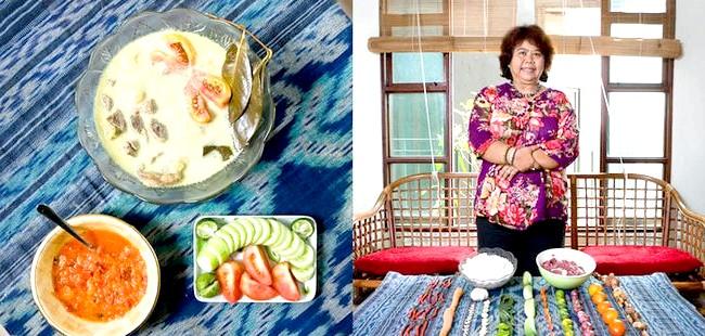 Світові бабусі: Джакарта, Індонезія. Бабуся: Ці Руміаті, 63 роки. Блюдо: сото бетаві (яловичий суп з кокосом і овочами