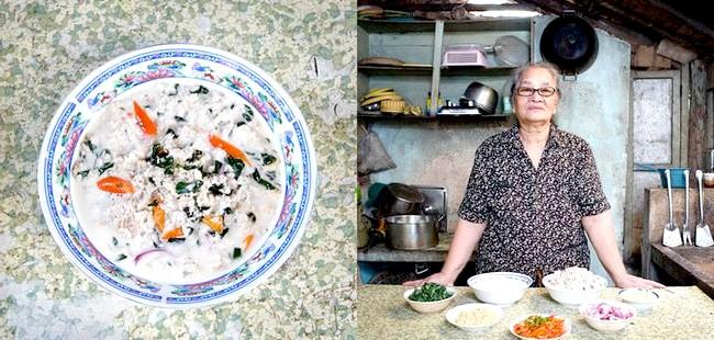 Світові бабусі: Ель-Нідо, Філіппіни. Бабуся: Кармен Алора, 70 років. Блюдо: кінунот (м'ясо акули в кокосовому супі
