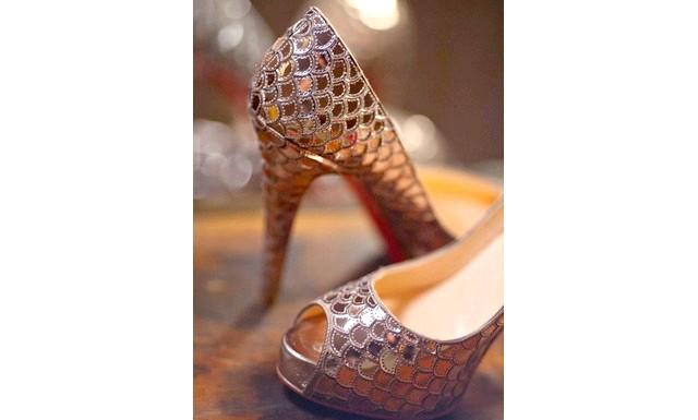Модні новорічні туфлі 2014: