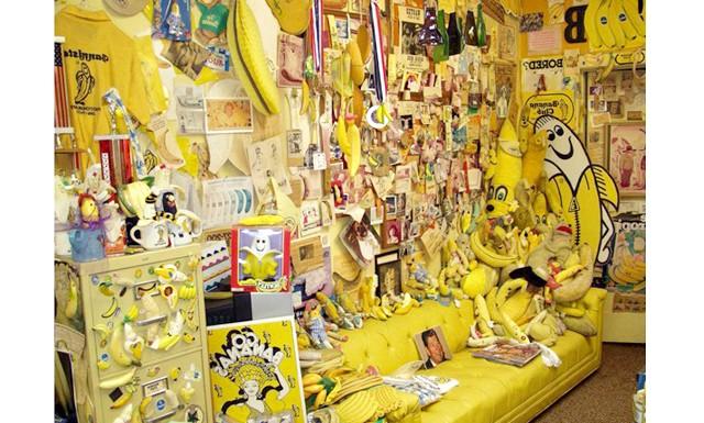 Музей бананів в штаті Вашингтон: