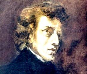 портрет Шопена