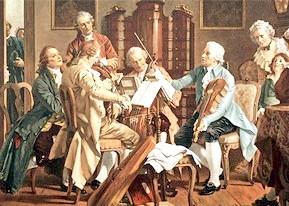 музична культура класицизму