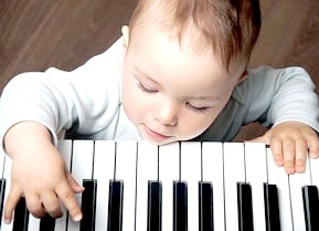 музичний розвиток дитини