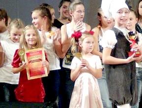 музичні конкурси для дітей