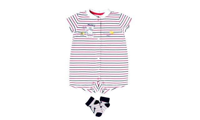 На море з малюком: збираємо валізу: 1. З одягу найнеобхідніше: анатомічні трусики, сорочечки або сорочки, майки або боді, безшовні шкарпетки і повзунки. Для малюків від