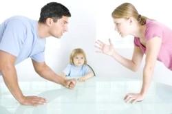 Розлучення батьків