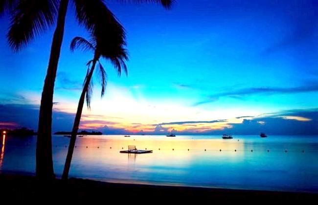 Незвичайні карибські курорти: ЯмайкаПляж в Негріле.