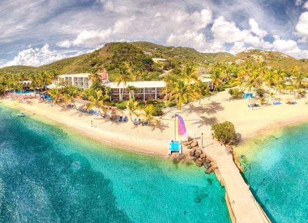 Незвичайні карибські курорти: Bolongo Bay, Сент-ТомасМножество курортів пропонують всячіскіе розваги, але курорт Bolongo Bay трохи відрізняється. Підводне плавання, серфінг