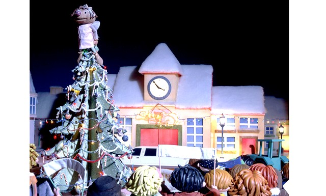 Новорічні прем'єри на телеканалі JimJam: Наступною прем'єрою буде анімаційний фільм з рубрики «Час Історій» «Боб Будівельник: Незабутнє Різдво». Незважаючи на те, що наближається Різдво, працьовитий