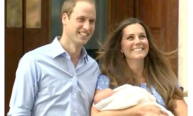 Новонародженого принца Кембриджського показали світові: Раніше повідомлялося, що герцог і герцогиня Кембриджська разом з первістком повинні вийти з госпіталю в 21 годині за московським часом.