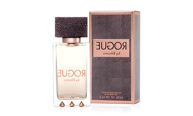 Новий парфум Rogue від Ріанни: Новий аромат описаний як «кокетливий, чуттєвий, східний». У його складною і привабливою композиції присутні нотки квіток лимона, цикламена, жасмину, троянди,