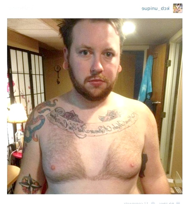 Новий секс-тренд: волосатий ліф на чоловічих грудей: