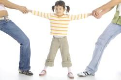 Наявність неповнолітніх дітей при розлученні