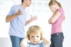 Розлучення - травма для дитини