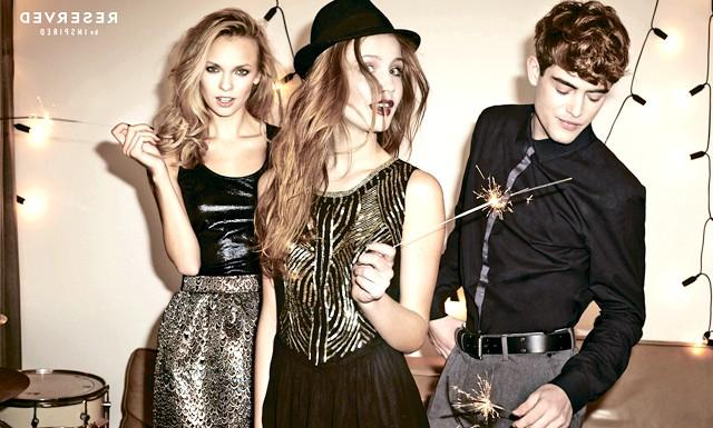 Образи для новорічної вечірки від Reserved: Для прекрасної статі Вибрати особливий наряд від RESERVED не так вже просто - новорічна колекція популярного бренду сповнена мерехтливих