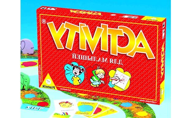 Огляд дитячих настільних ігор: 2. Розвиток мови і воображеніяАктівіті для Малюків (від 4 років). Спробуйте пояснити слово, що не